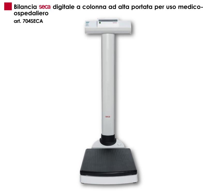 Bilancia seca digitale a colonna ad alta portata per uso - Portata bilancia pesapersone ...